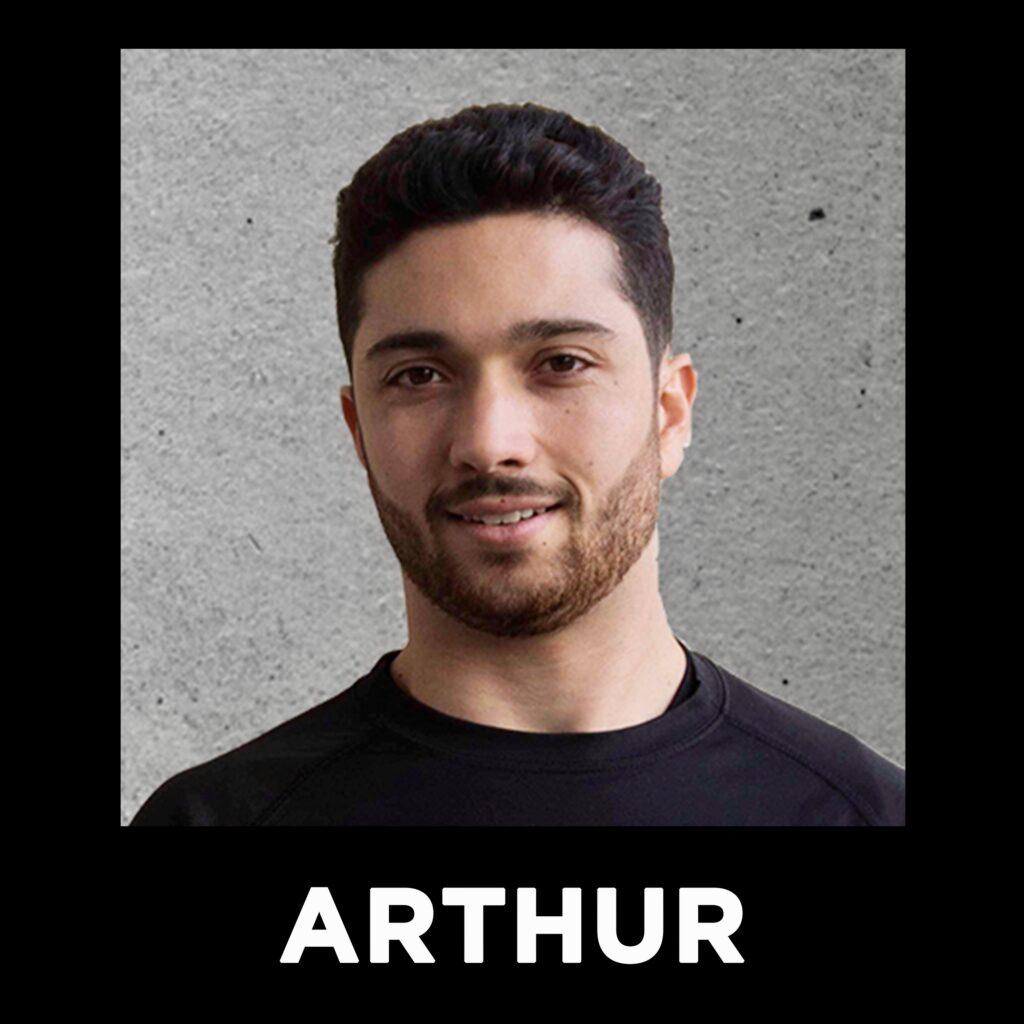 arthur samyn coach sportif lofting boulogne
