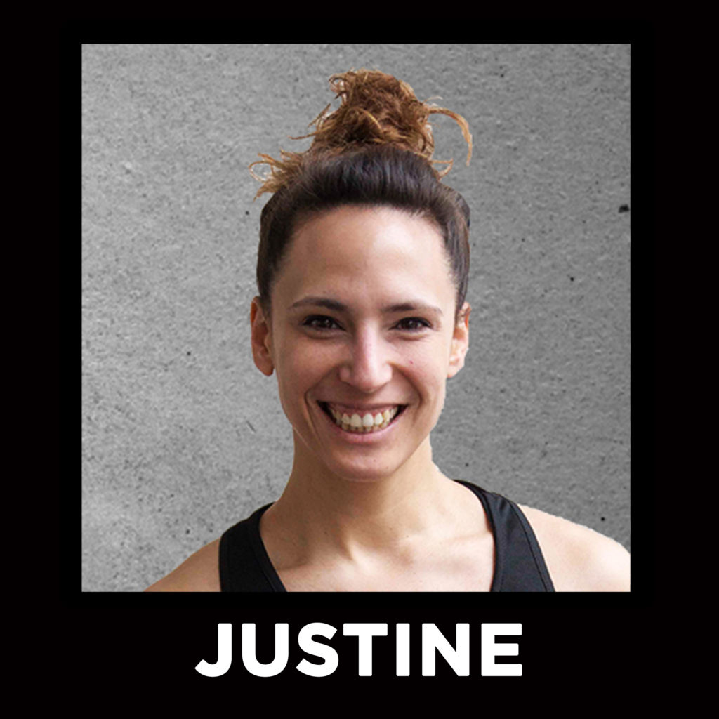 justine pernet coach sportif lofting boulogne